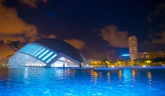 Travel Cheap to Valencia