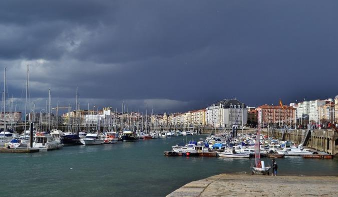 Travel Cheap to Santander