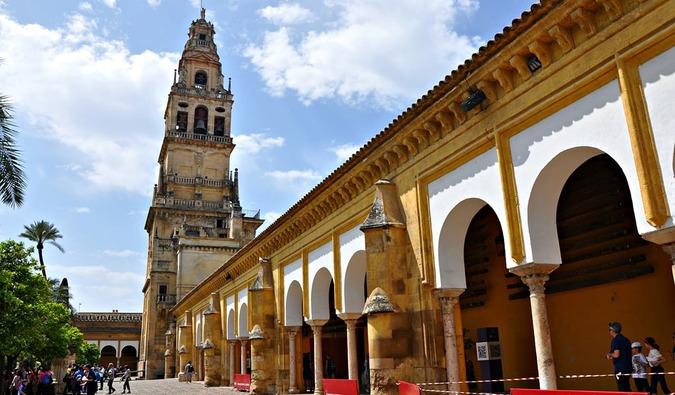 Travel to Cordoba Spain