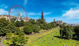Travel Cheap to Edinburgh