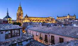 Travel to Toledo, Spain