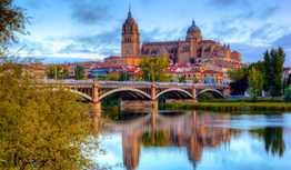 Cheap Travel to Salamanca, Spain