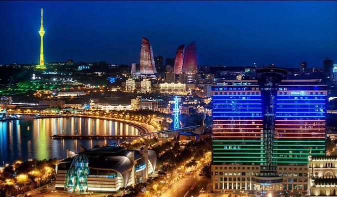 Explore Baku, Azerbaijan