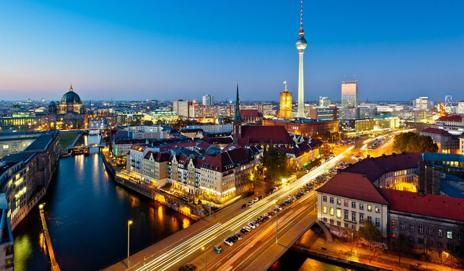 Travel Cheap in Germany
