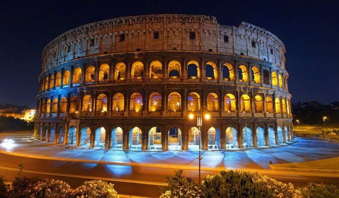 Travel Cheap in Rome, Italy