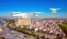 Delivery Drones Are Here to Change Goods Delivery Scape