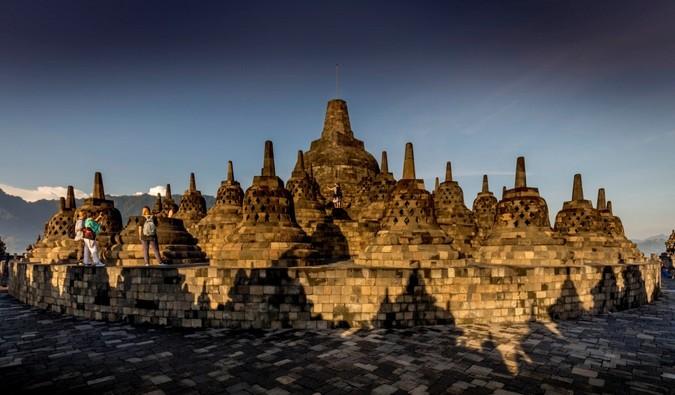 Travel to Yogyakarta, Indonesia