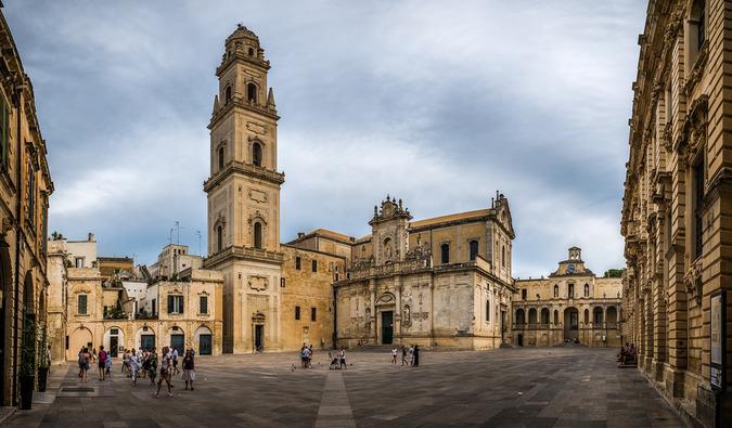 Travel Guide Lecce