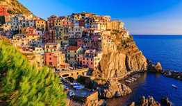 Travel to Cinqueterre