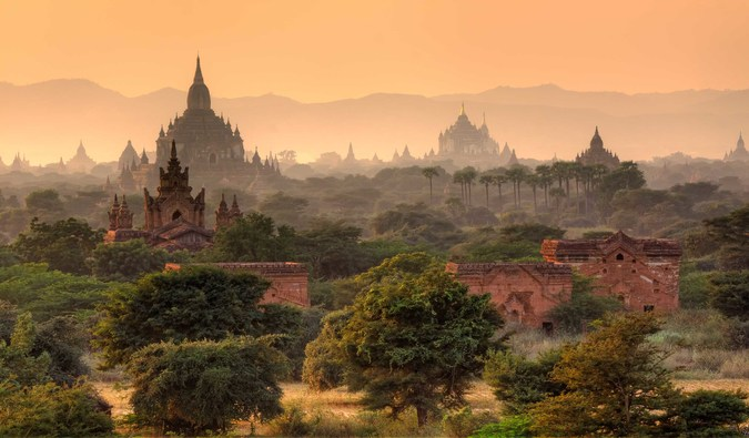 What not to miss in Myanmar