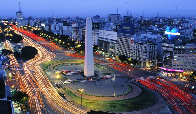Travel to Argentina