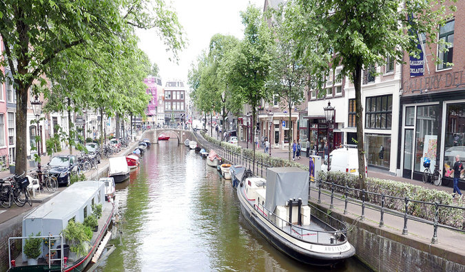 The Ultimate Guide to Amsterdam