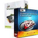 Aoao Video to Picture Converter + Aoao Photo Watermark Bundle