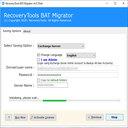 BAT Email Migrator Wizard - Standard License