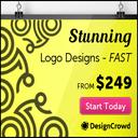 DesignCrowd Logo Design