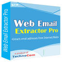 Technocom Emails Extractor
