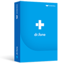dr.fone - iOS Backup & Restore(can be applied to Android either)