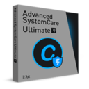Advanced SystemCare Ultimate 10 1 year - 3 PCs- Exclusive