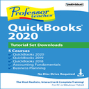 Professor Teaches® QuickBooks® 2020 Tutorial Set Downloads