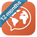 Mondly Premium 41 Languages - Annual Access