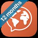 Mondly Premium 1 Language - Annual Access