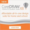 CorelDraw Home and Student Suite US