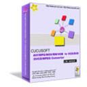 Cucusoft Mpeg-Mov-RMVB-Div-AVI to DVD-VCD-SVCD Converter Lite