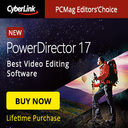New PowerDirector -The No 1 Choice for Video Editors