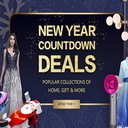 New Year Countdown Deals