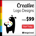 Custom logo design for just $99
