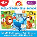 STEM Activity Books