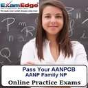 AANP Family Nurse Practitioner 5-Test Bundle