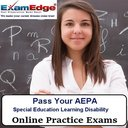 AEPA Special Education Learning Disability 15-Test Bundle