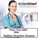 AMT Registered Dental Assistant 20-Test Bundle