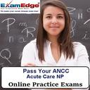 ANCC Acute Care Nurse Practitioner 5-Test Bundle