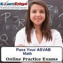 ASVAB Mathematical Knowledge 5-Test Bundle