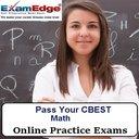 CBEST Mathematics 5-Test Bundle