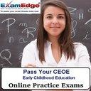 CEOE Early Childhood Education 5-Test Bundle