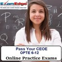 CEOE Oklahoma Professional Teaching Examination 6-12 20-Test Bundle