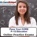 CORE Pedagogy P 12 Education 25-Test Bundle