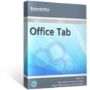 Office Tab - Kutools for Excel - Outlook - Word