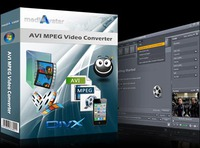 mediAvatar AVI MPEG Video Converter 7