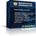 Mail Attachment Downloader PRO Client (10 License Pack)