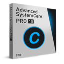 Advanced SystemCare 10 PRO with IU PRO - 3 PCs
