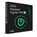 IObit Malware Fighter 5 PRO 3 PCs - 1 year Subscription 30-day trial