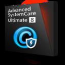 Advanced SystemCare Ultimate 8 avec Cadeau - Smart Defrag Pro