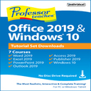 Professor Teaches Office 2019 and Windows 10