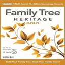 Family Tree Heritage™ Gold