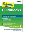 Professor Teaches® QuickBooks® 2019 Tutorial Set Downloads