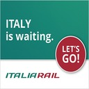 Travel Italy by train